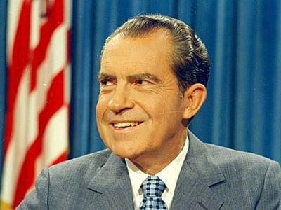 Would you trust Nixon?